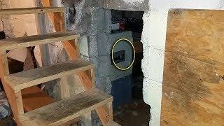 мужчина Был в Шоке Когда Нашел Эту Потайную Комнату в Своем  Доме
