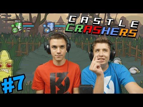 ILYEN PICI AZ ÉLETE DÁÁÁVIIID   Castle Crashers #7