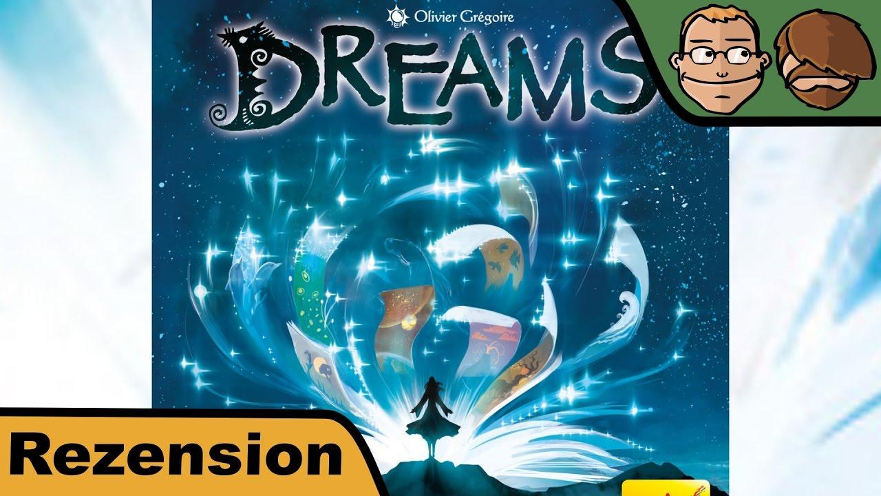 Dreams - Brettspiel - Review - YouTube