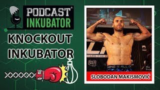 Knockout Inkubator  - Slobodan Maksimović udara krušku