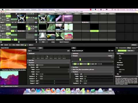 Resolume 4 Arena Review – Media Server Software | - Stage Lighting