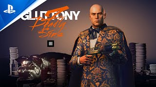 Hitman 3 - Seven Deadly Sins Act 5: Gluttony | PS5, PS4