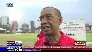 Indonesia Raih 6 Emas di Hari Pertama ASG 2019