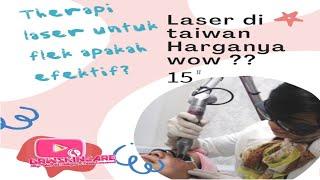 Terapi Laser untuk Hilangkan Flek Hitam, Efektifkah?? dr wahyu triasmara