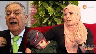 أم ياسر :لجأت لجمال ولد عباس للتكفل بعلاج ابني المصاب بـ الصرع