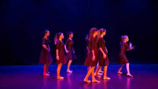 Contemporary (начинающие) Evolution DC Odessa 007 отчётный концерт Evolution Dance Centre