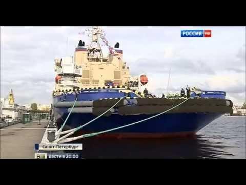 Ледокол Владивосток