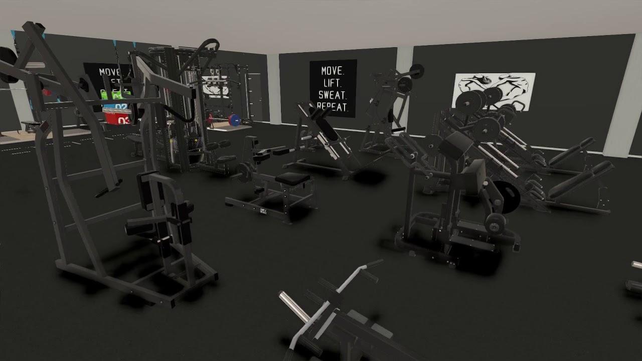 Ongekend Gym Equipment & Bespoke 3D Gym Design | Primal Strength HK-51