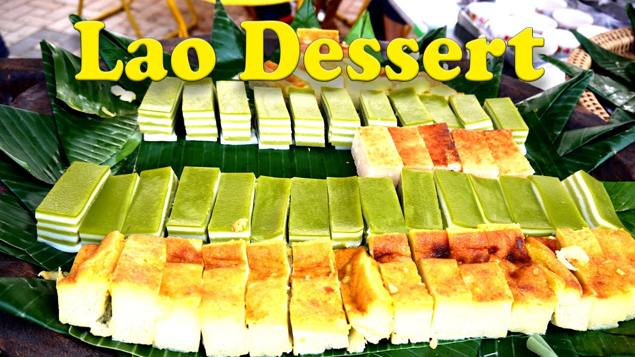 Lao dessert youtube lao dessert forumfinder Choice Image