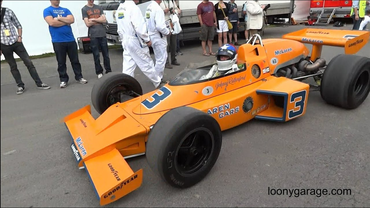 Classic Formula 1 Cars Great Sounds - YouTube