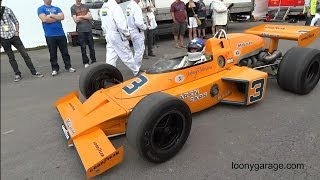 Classic Formula 1 Cars Great Sounds