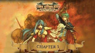Fire Emblem: The Sacred Stones - Chapter 1: Escape!