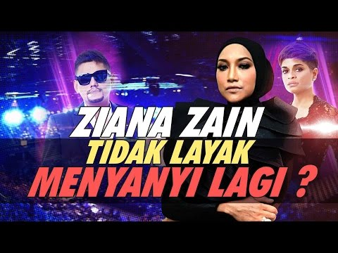 Ziana Zain Tak Layak Menyanyi Lagi?