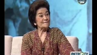 Ibu Els de la Croix on Kick Andy Metro TV - 11 Januari 2013