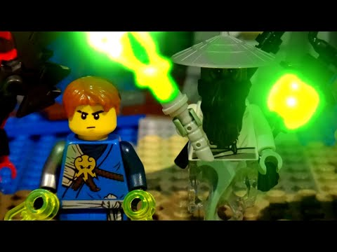 LEGO NINJAGO THE MOVIE - RISE OF THE VILLAINS PART 4 - TRAILER - DAY OF DESPAIR