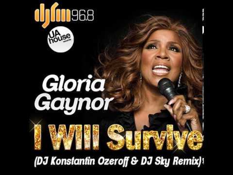 Gloria Gaynor   I Will Survive DJ Ozeroff & DJ Sky Radio Edit
