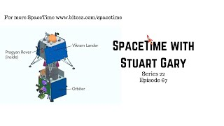 India's Failure | SpaceTime with Stuart Gary S22E67 | Astronomy Science Podcast