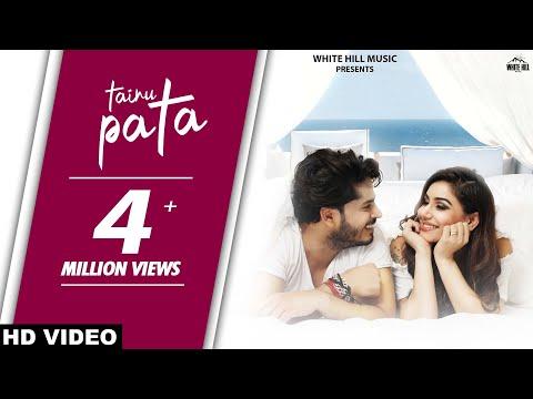 Tainu Pata (Official Video) Jeewan Khanna   Desi Crew, Vinder NathuMajra   Latest Punjabi Song 2018