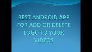 best android app for making logos