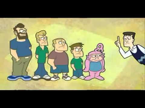 Cartoon explaining homosexuality