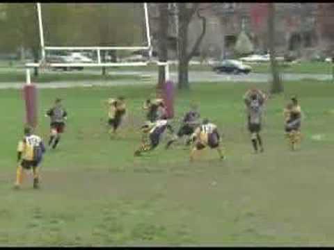SJP Rugby versus Media United RFC