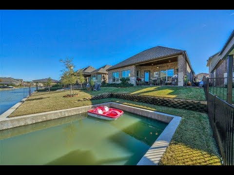 Rare Waterfront Home in Cypress's Incredible Towne Lake!