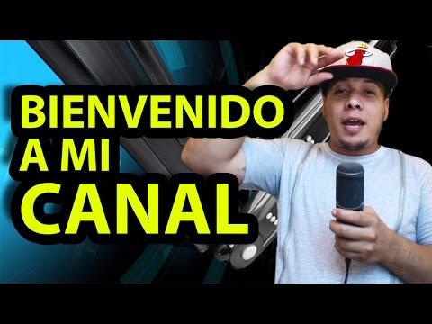 Bienvenido a mi canal - ElPartyZone