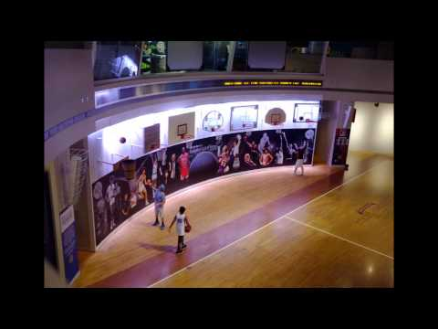 A quick tour of the Naismith Memorial Basketball Hall of Fame