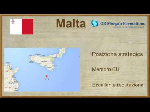 Malta - Costituzione società