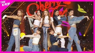 Cherry Bullet, Hands Up [THE SHOW 200218]