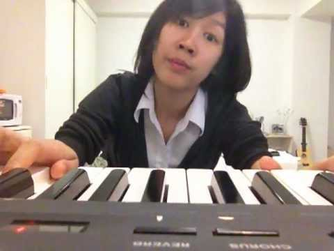 รีวิวเปียโนไฟฟ้าอย่างกากๆ (funny piano by Arm)