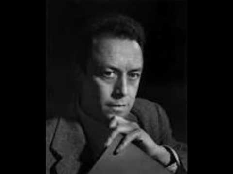 Albert Camus was NOT a philosopher...