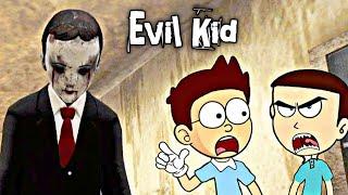 Shaitani baccha - Evil Kid Horror Game | Shiva and Kanzo Gameplay