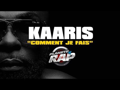 Youtube: Kaaris«Comment je fais» en live #PlanèteRap