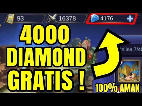 Cara Mendapatkan Diamond GRATIS Di Mobile Legend ! 100% WORK !   Mobile Legend Trick #1