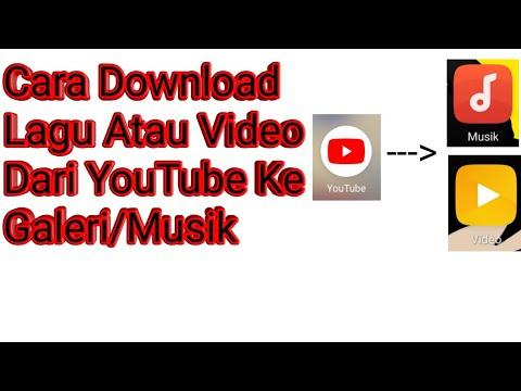 Cara download video dari youtube menjadi lagu | Bagaimana