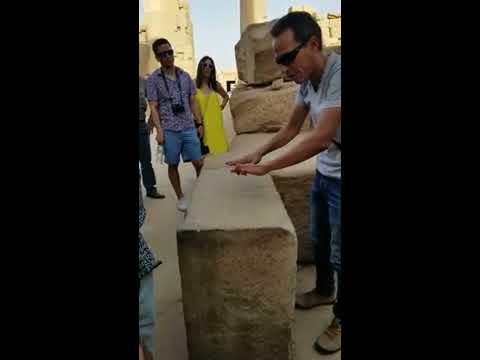 Karkak Temple Luxor Egypt 6