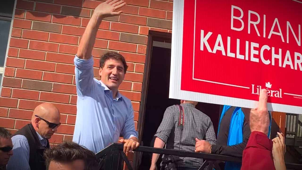 """Trudeau event: Liberals fine with blackface, but """"Andrew Scheer is racist a**hole!"""" 