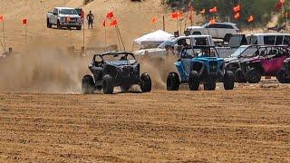 Sxs Drag Racing Rzr Vs X3 Utv Invasion Silver Lake Sand Dunes