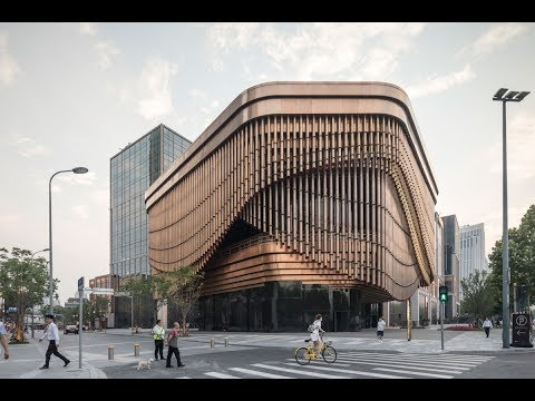 Shanghai Kinetic Building