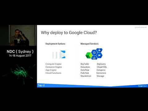 Take your ASP.NET apps to the next level with Google Cloud Platform - Mete Atamel