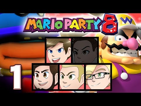 Mario Party 8: Koopa's Tycoon Town - EPISODE 1 - Friends Without Benefits