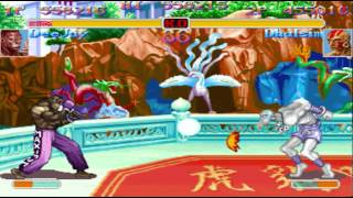GGPO - Super Street Fighter 2 Turbo - Afro Legends(USA) Vs Pos(JAP) - Casuals