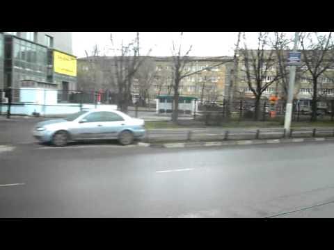 Москва, трамвай 14