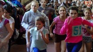 Змагання з легкої атлетики на призи св. Миколая