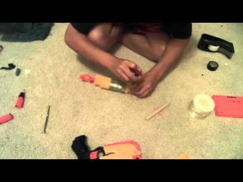 Howto modify the nerf switch shot ex 3 ar mod and ballistic knife howto modify the nerf switch shot ex 3 ar mod and ballistic knife mod sciox Image collections