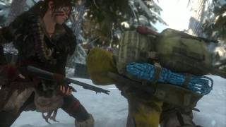 Rise Of The Tomb Raider Finishing Moves
