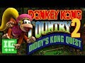 Donkey Kong Country 2: Diddy's Kong Quest - IMPLANTgames