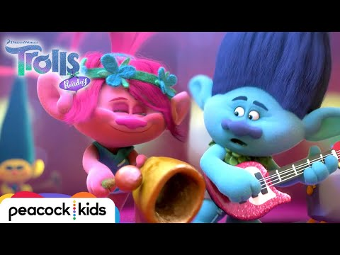 """Trolla-Palooza Tour"" Short | TROLLS"