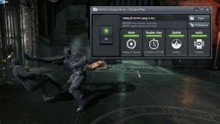 NVIDIA Shadowplay Beta Review, Tour & Demo!